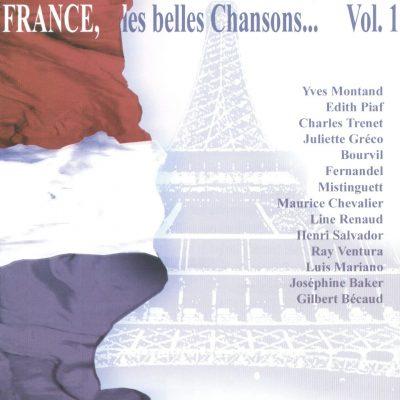 France les belles chansons Volume 1 - 10H10