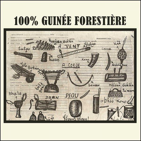 10H10 - 100% Guinée Forestière