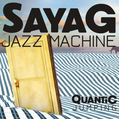 10H10 - Sayag Jazz Machine - Quantic Jumping