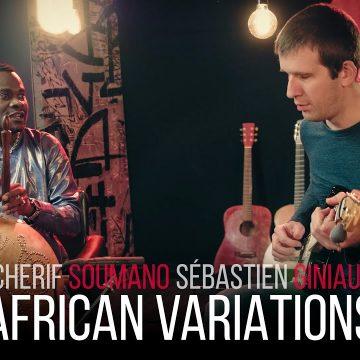 10H10 - African Variations - La ronde des oiseaux - Session