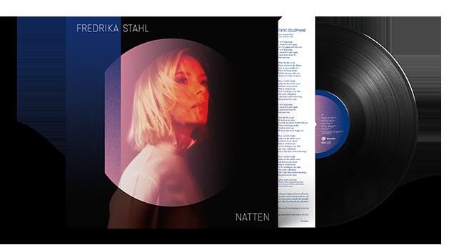 10H10 - Fredrika Stahl - Natten - Vinyle - Mockup